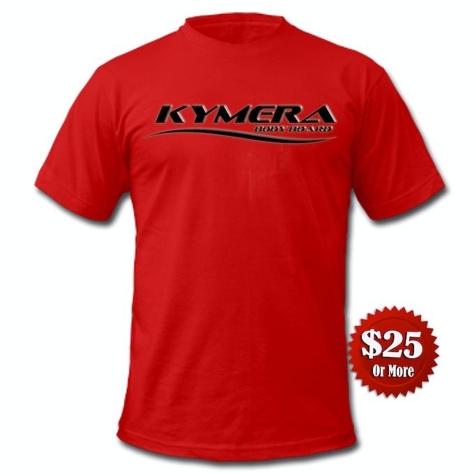 Limited Edition KickStarter Kymera Tee