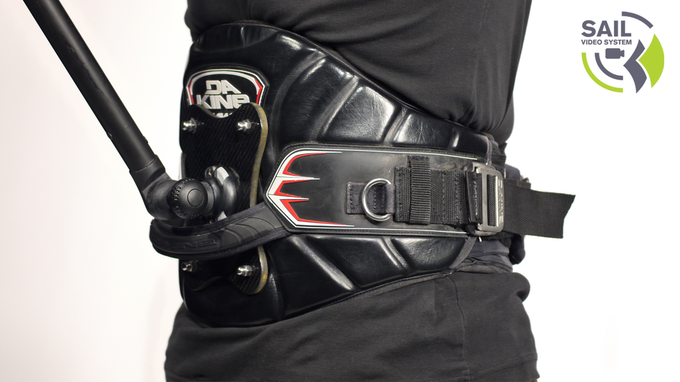 '3rd Person View' camera mount Kite/Windsurf version.