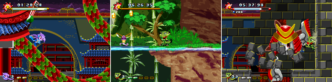 Freedom Planet - High Speed Platform Game by GalaxyTrail / Strife