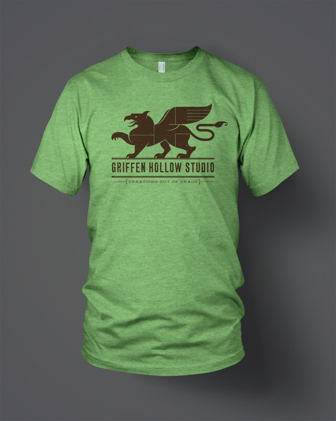 GHS - Griffin Tee Shirt
