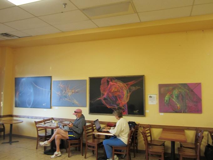 Gallery in Georgetown, Texas