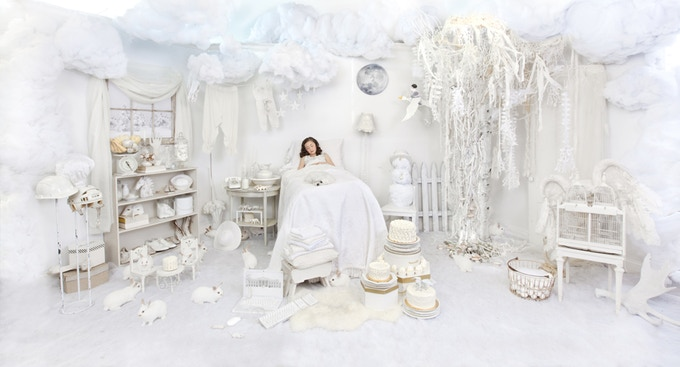 A World in White
