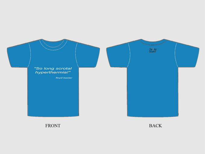 American Apparel Jersey T-shirt - Teal