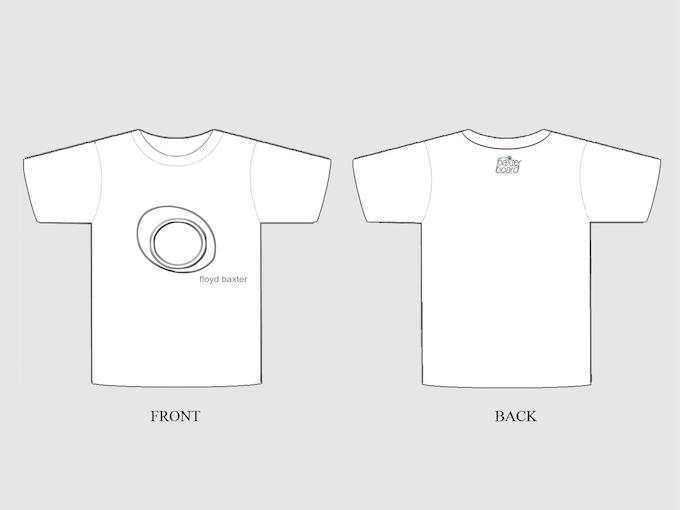 American Apparel Jersey T-shirt - white
