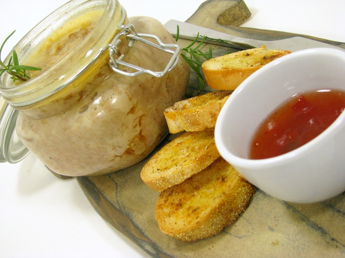 You could get this Pork Rillette in the mail - 'Swine of the Month Club'