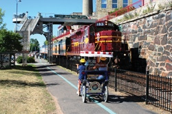 Courtesy of Duluth MN.gov's parks and trails page
