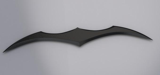 Batarang Concept 2