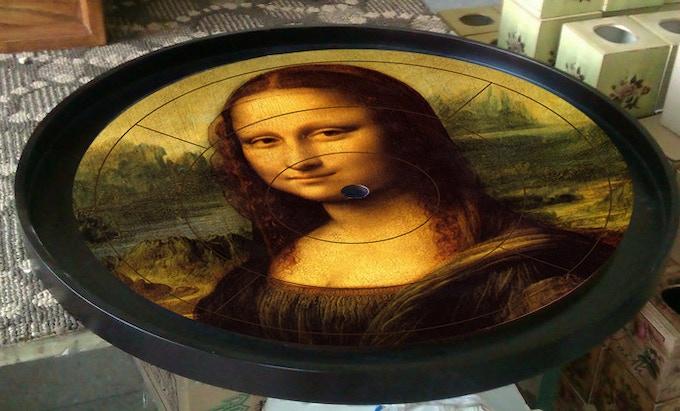 Mona Lisa Board