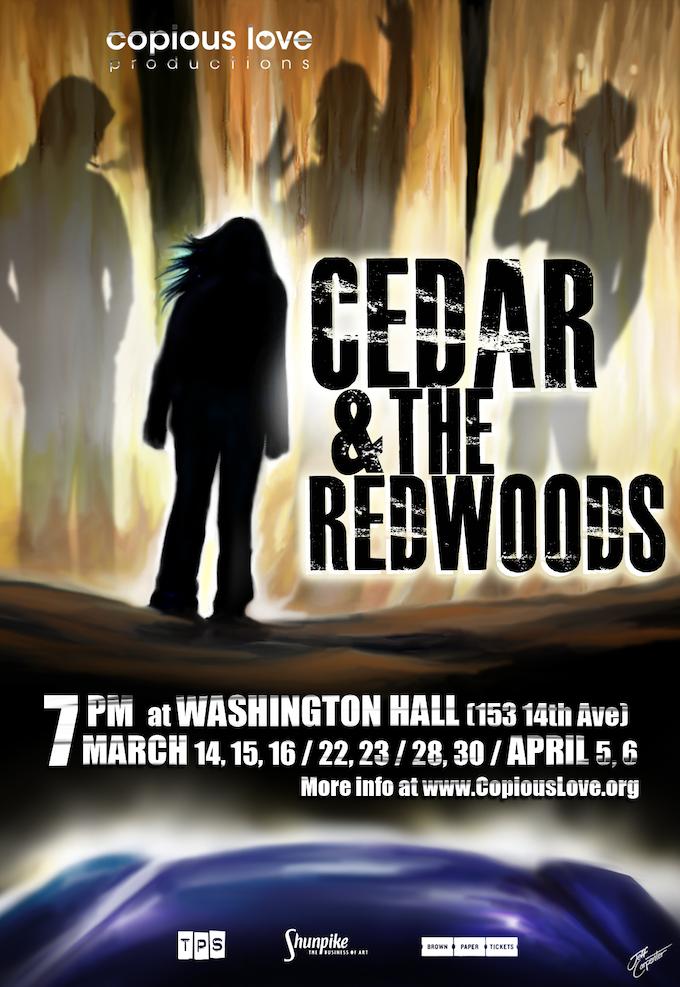 """Cedar & The Redwoods"""