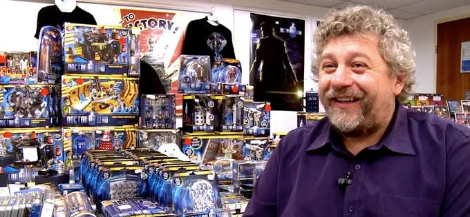 Robert Shearman - Doctor Who Writer