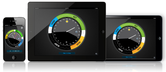 Buy a clock to help us add iPad Support