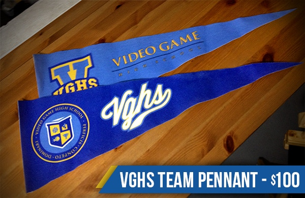 $100 Freshman Supporter Option - VGHS Team Penannt!