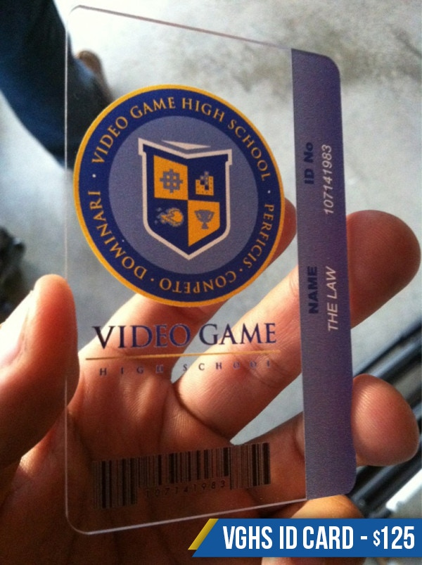 $125 Sophomore Supporter Option - VGHS ID Card