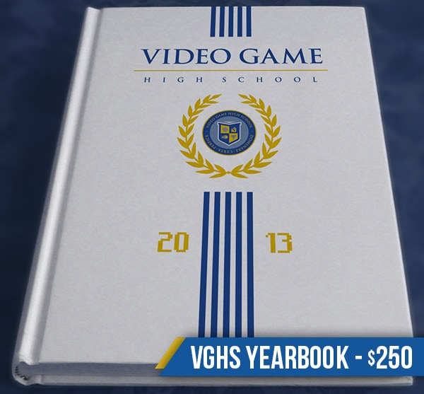 $250 Reward - VGHS Yearbook