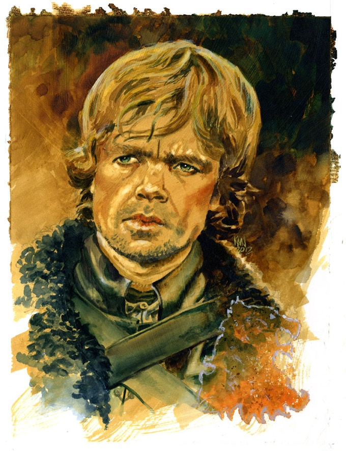 Tyrion from Game of Thrones