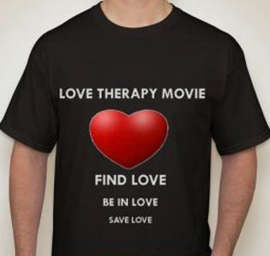 LOVE THERAPY T SHIRT