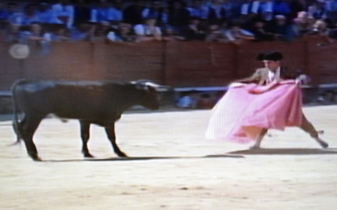 Cantinflas plays a clownish character who could actually do the dance of bullfighting, as well as acrobatics, gymnastics and other physical comedy.