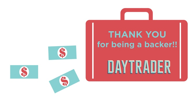 Daytrader a financial board game by samir lyons kickstarter for First choice mobile site