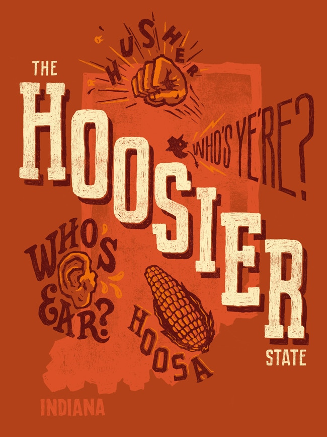 The Hoosier State - Indiana