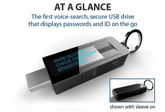 myIDkey: Passwords at the tip of your finger by Arkami, Inc