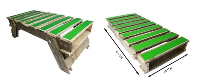 The Pallet Table