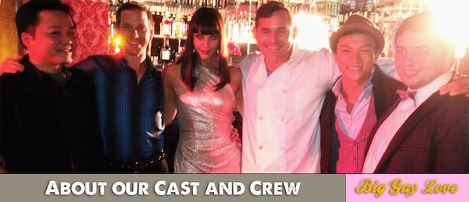Big Gay Love Movie w/ Jonathan Lisecki & Nicholas Brendon by