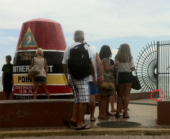 The Blob at The Southernmost Point!