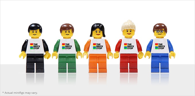 MINIFIG COLLECTOR PACKAGE