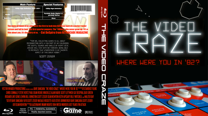 the video craze quotwhere were you in 82quot by dave danzara