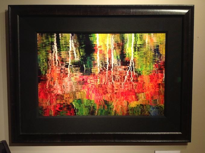 20 x 30 image shown framed (31x41 framed size)