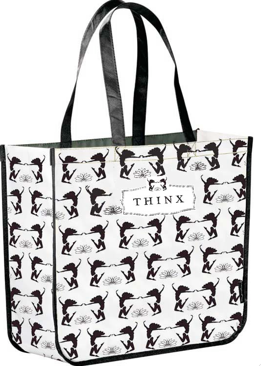 Many rewards come with this fun tote great for beach or shopping!