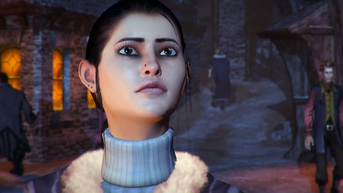 Zoë Castillo (in-game screenshot)