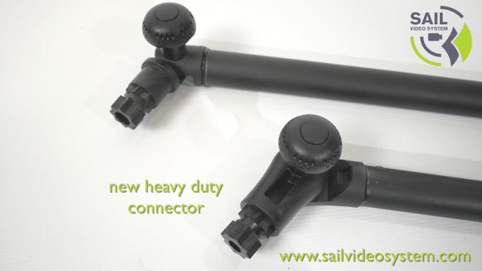 Heavy duty connector
