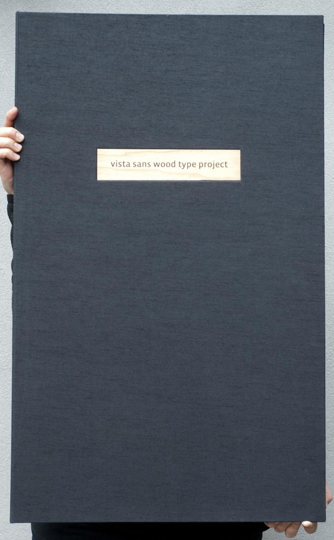 Handmade portfolio of ALL 35 prints by each vswtp artist ($1500 pledge, 2 available)