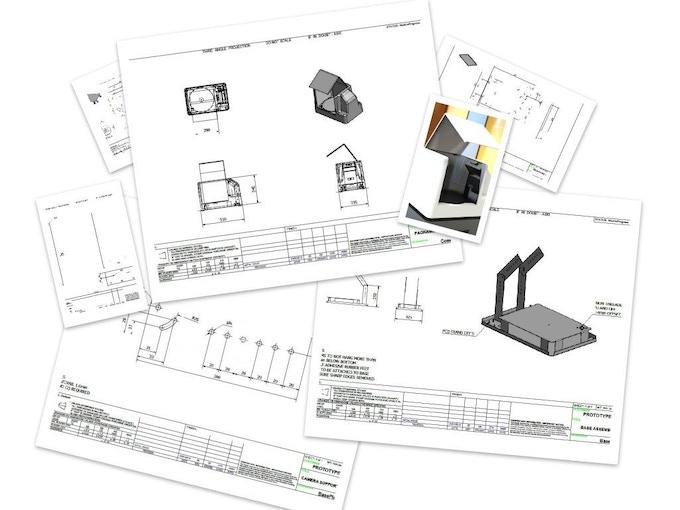 Desktop 3D Scanner by CADScan — Kickstarter