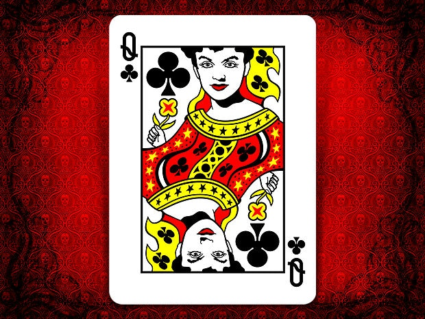 Each face card has been created with much heartfelt consideration.