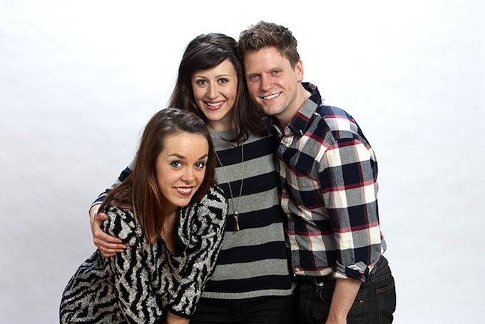 Jordy, Alex & Brennan!