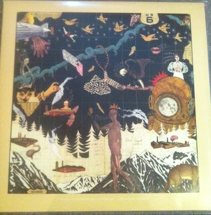 The ultra-rare Moon Colony Bloodbath, my split EP with the Mountain Goats