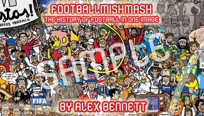 Football Mishmash - Th...