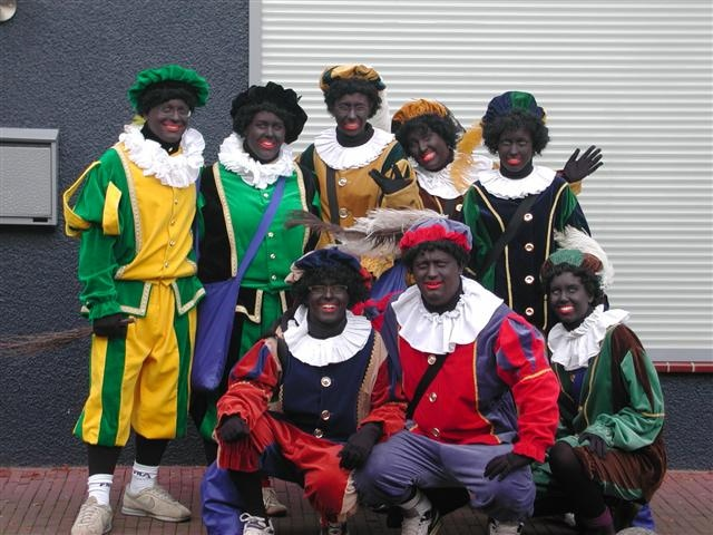 Group of Zwarte Piets