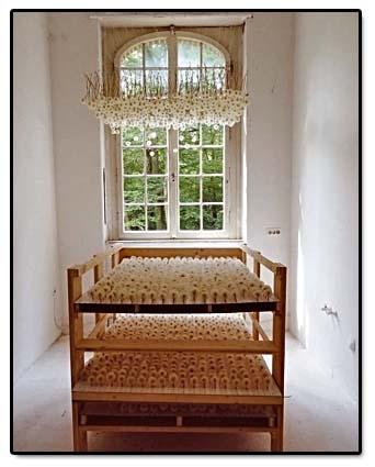 2,000 Dandelions - Art Work by Regine Ramseier (An Inspration)