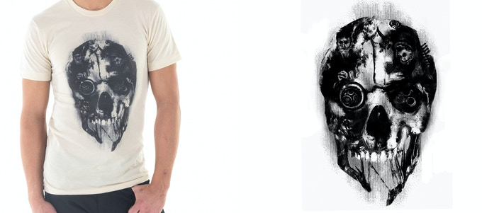 Corvo Mask Prototype
