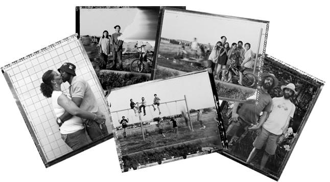 Set of 5 Photographic Prints ($50 pledge)