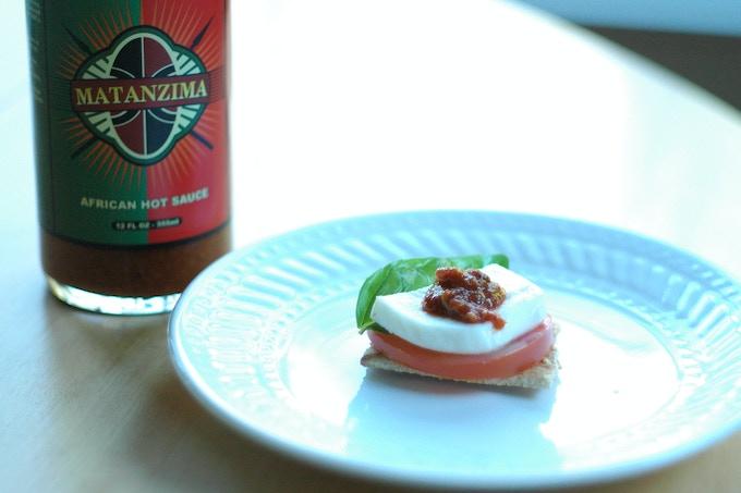 Matanzima African Hot Sauce By Wayne Fisher Matanzima