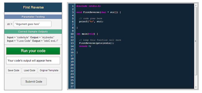 Coderbyte: A Tool for Programmers by Daniel Borowski