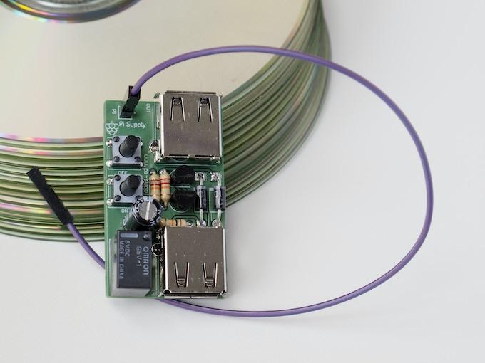 Pi Supply Working Prototype