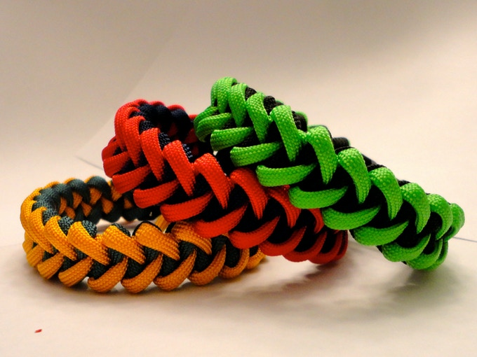 Paracord Bracelets By Krystle Deleted Kickstarter