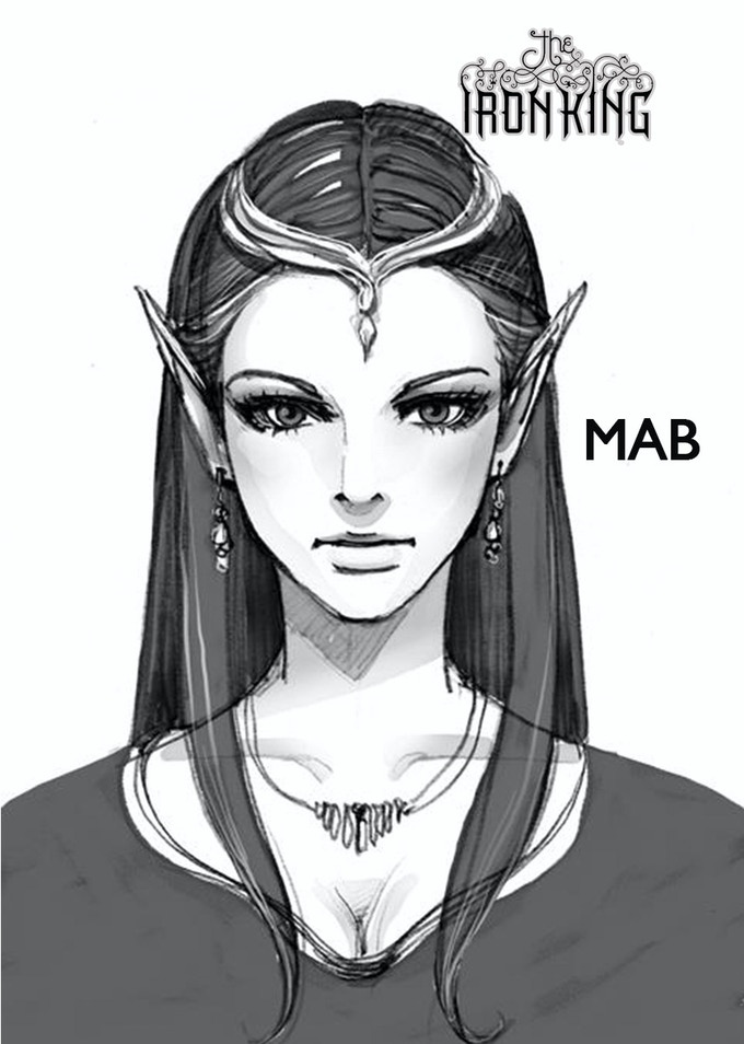 MAB - character design