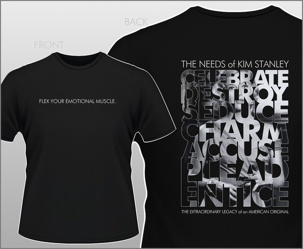 The NEEDS T-shirt!