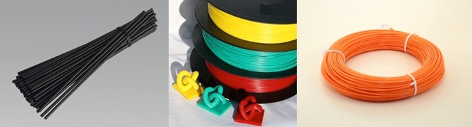Some suitably attractive photos of ABS plastic